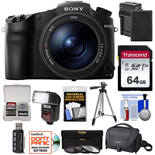 Sony Cyber-Shot DSC-RX10 III 4K Wi-Fi Digital Camera for sale  Delivered anywhere in USA