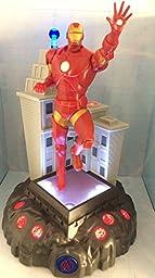 Marvel Avengers Talking Room Light Action Hero - Iron Man 11\
