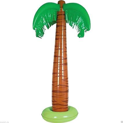 Amazon.com: LUAU Hawaiian Beach Safari Jungle Decoración de ...