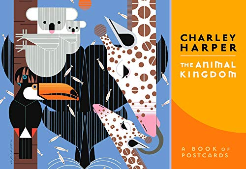 Charley Harper: The Animal Kingdom: A Book of Postcards