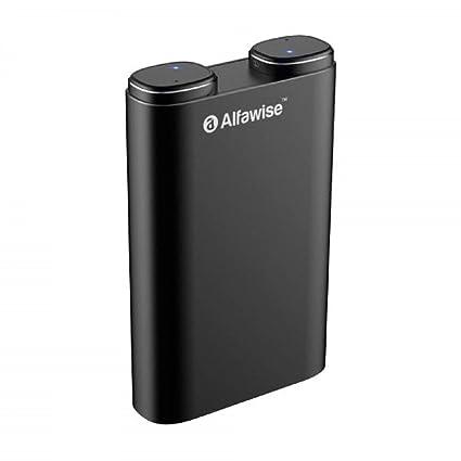 02b1aafe247 Alfawise Mini Bluetooth 5.0 TWS True Wireless Bluetooth: Amazon.in:  Electronics