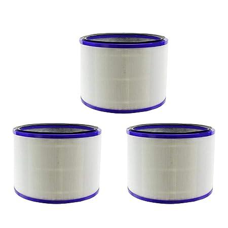 P Prettyia - 3 filtros de Aire Hepa Dyson purificadores de Aire ...
