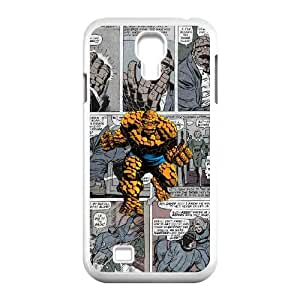 Samsung Galaxy S4 9500 Cell Phone Case White The Thing Comics FXS_499157