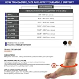 Champion Ankle Support, Figure-8 Style, Knit