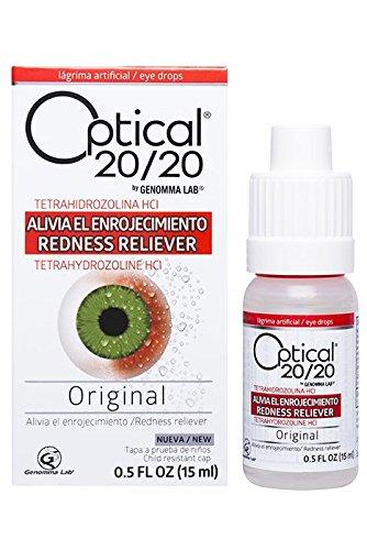 OPTICAL 20/20 Original Eye Drops, 0.5 fl. Oz