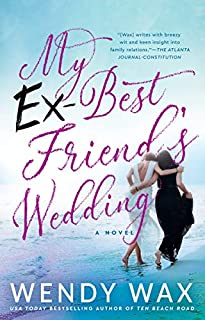 Book Cover: My Ex-Best Friend's Wedding