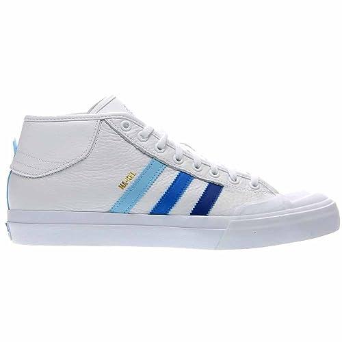 buy popular 117a6 d95ea Adidas Matchcourt MID ADV Sneakers White Collegiate Royal Bluebird Mens  Mens 11