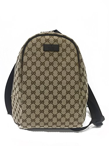 gucci-handbag-backpack-beige-canvas-and-brown-leather