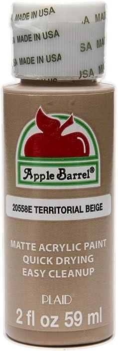 Top 9 Territorial Beige Apple Barrel
