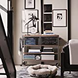 Home Styles Barnside Metro Contemporary Mixed