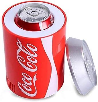 LLYU Nevera USB Bebidas de Cerveza latas de Bebidas Oficina ...