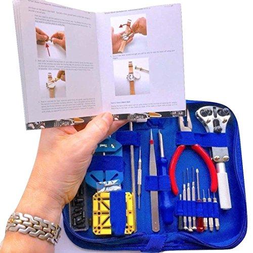 EZTool Watch Repair Tool Kit &
