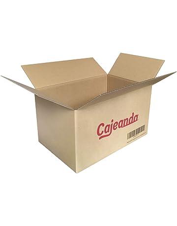 Pack de 20 Cajas de Cartón - Tamaño 430 x 300 x 250 mm - Canal