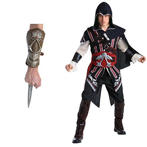 Assassin's Creed: Ezio Adult Costume Bundle Set ()