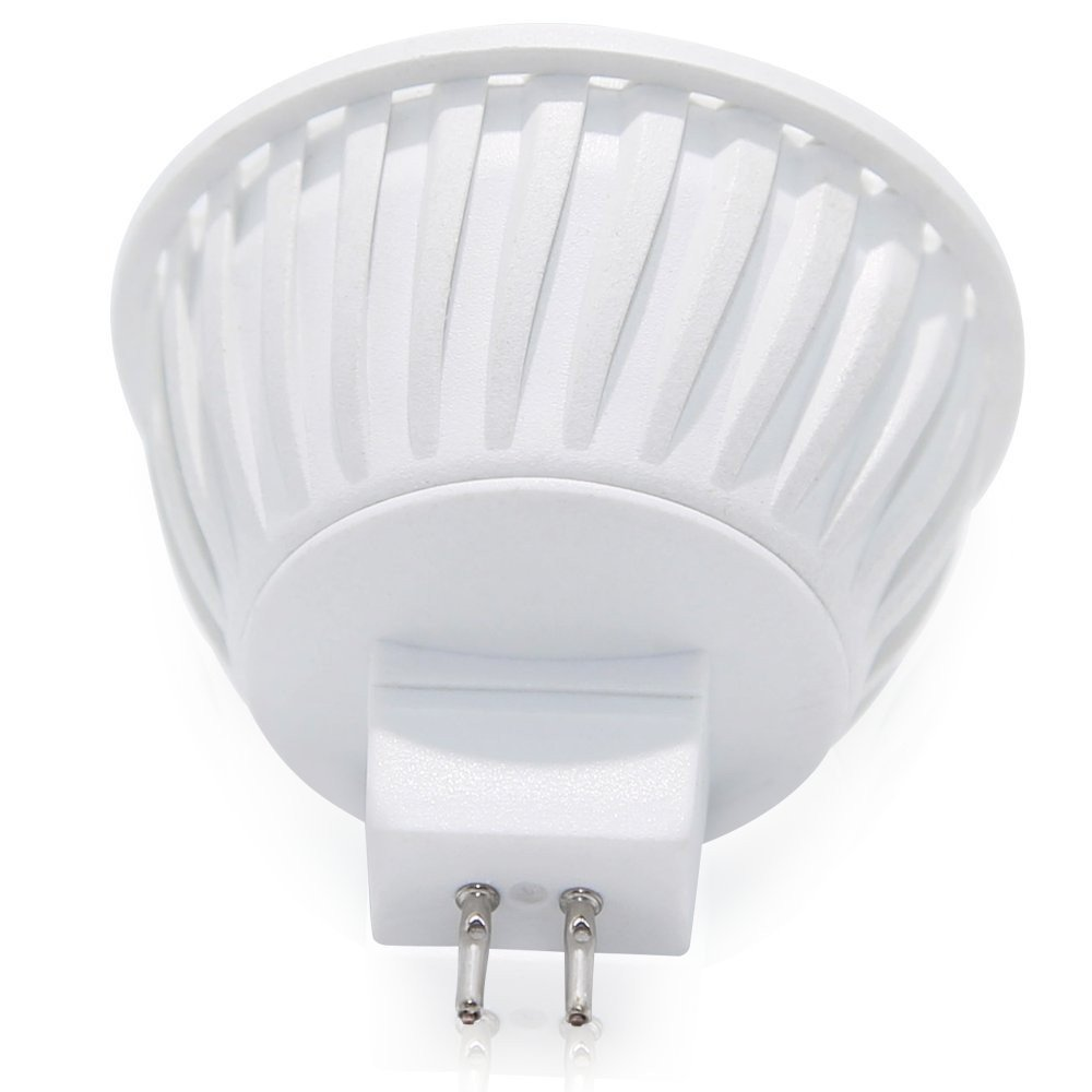 LED MR16 Bulb 36° Spotlight with GU5.3 Bi-pin Base for Landscape Track Recessed Accent Lighting 5W (50W Equiv.) 2700K Soft White Amazon.com ...  sc 1 st  Amazon.com & LED MR16 Bulb 36° Spotlight with GU5.3 Bi-pin Base for Landscape ... azcodes.com