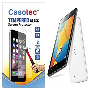 Casotec Tempered Glass Guard for Vivo Y19 Best Price in