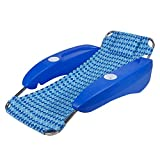 SwimWays Newporter Elite Lounge - Adjustable Floating Pool Lounger
