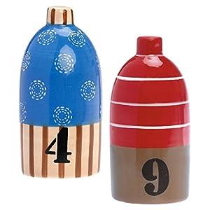 51QZqZrugnL._SS300_ Beach Salt and Pepper Shakers & Coastal Salt and Pepper Shakers
