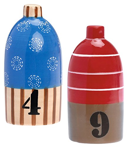 51QZqZrugnL The Best Beach Themed Salt and Pepper Shakers