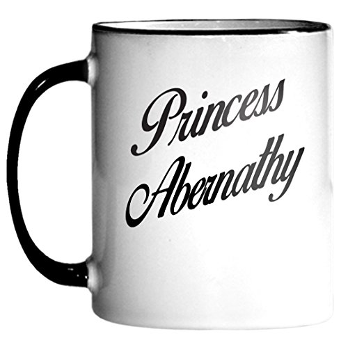 Princess Abernathy 11oz Coffee Dishwasher Safe Gift Mug p4