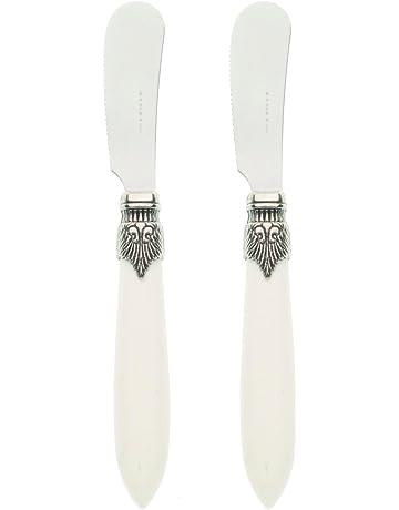 Murano Juego de 2 cuchillos de mantequilla (2,5 mm)