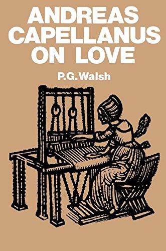 Andreas Capellanus on Love (Paperduck)