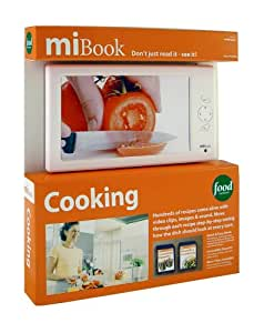 miBook MKC10 Cooking Kit Includes Quick and Easy Meals and Irresistible Desserts Recipe Cards
