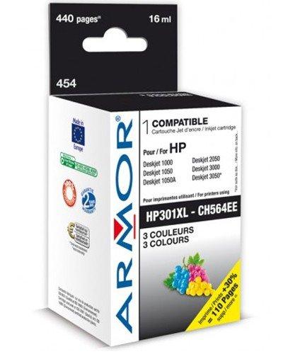 Para HP Deskjet 1050 - XL Color Tinta, Armor Cartuchos de ...