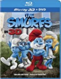The Smurfs (Two-Disc Combo: Blu-ray 3D / Blu-ray / DVD + UltraViolet Digital Copy)