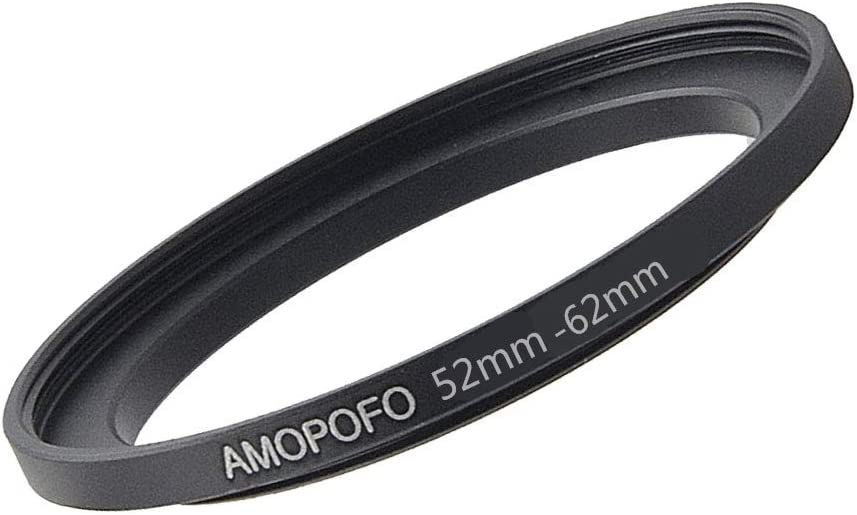 67 to 77mm Metal Ring//67mm to 77mm Step Up Ring Filter Adapter for UV,ND,CPL,Metal Step Up Ring,Compatible with All 67mm Camera Lenses /& 77mm Accessories