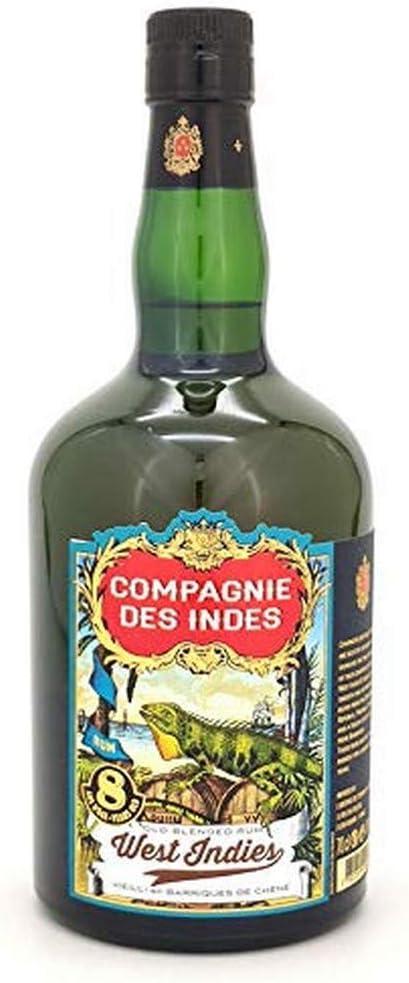Compagnie Des Indes 8 Years Old West Indies Blended Rum - 700 ml