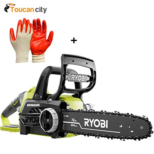 Ryobi-12-in-18-Volt-Brushless-Lithium-Ion-Electric-Cordless-Chainsaw