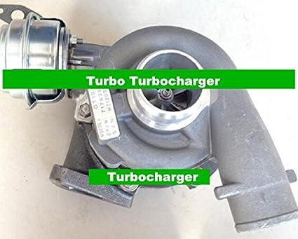 GOWE turbo turbocompresor para GT1849 V 717626 717626 – 5001S 705204 – 0001 Turbo turbocompresor para