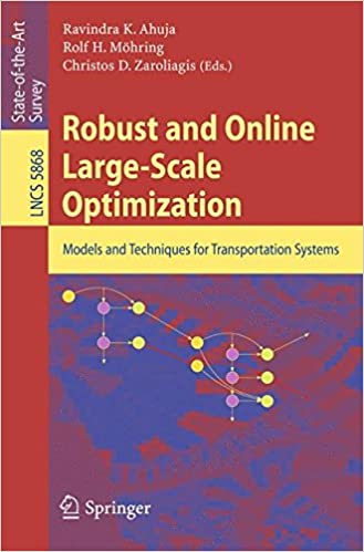 Robust and Online Large-Scale Optimization: Models and