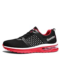 Men's Women's Air Cushion Sneakers Outdoor Sport Running Jogging Shoes