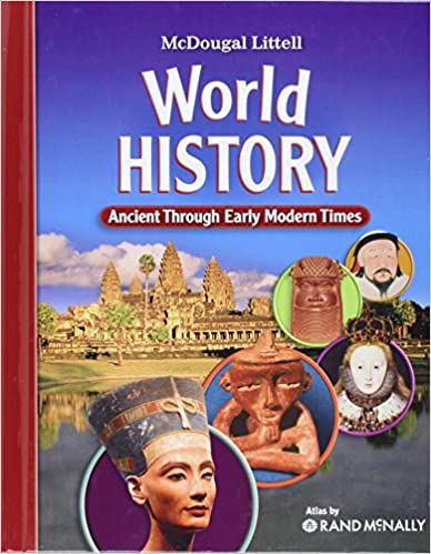 Amazon world history ancient through early modern times world history ancient through early modern times 1st edition fandeluxe Choice Image