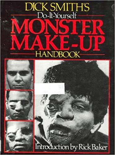 Dick smiths do it yourself monster make up handbook dick smith dick smiths do it yourself monster make up handbook dick smith 9780911137026 amazon books solutioingenieria Images
