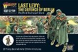 WWII Last Levy: The Defence of Berlin, German Troops - 28mm Metal Figures