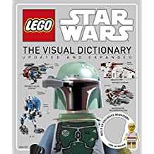 Lego Star Wars: The Visual Dictionary [With Luke Skywalker Minifigure]