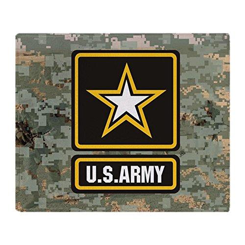 CafePress Army Strong Soft Fleece Throw Blanket, 50