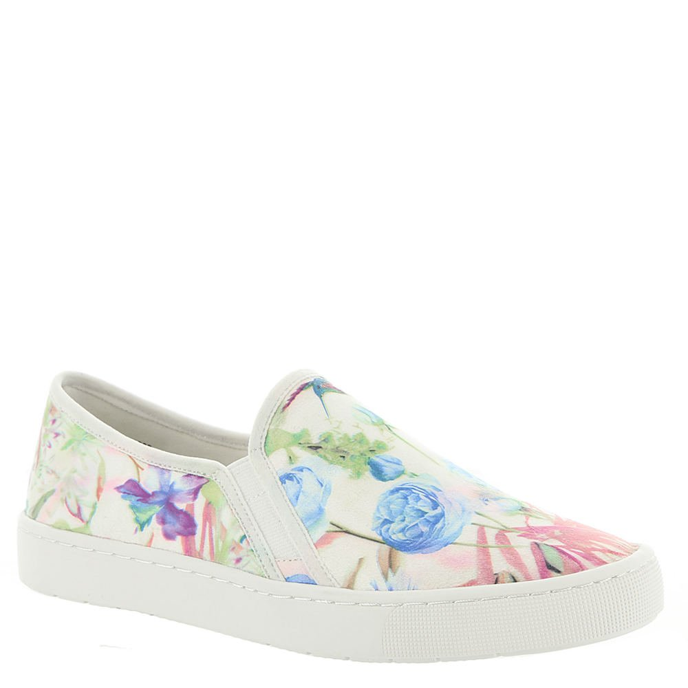 Easy Street 30-8360 Women's Plaza Shoe B0792C4QYH 10 B(M) US|Floral-white-blue