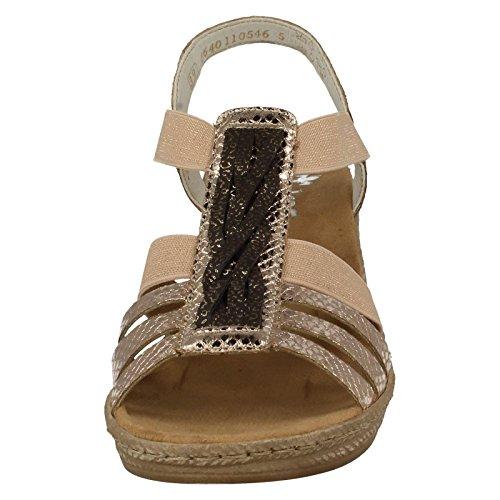 Rieker Kupari 62479 Naisten Sandaalit Muoti zUnqzA8rw0