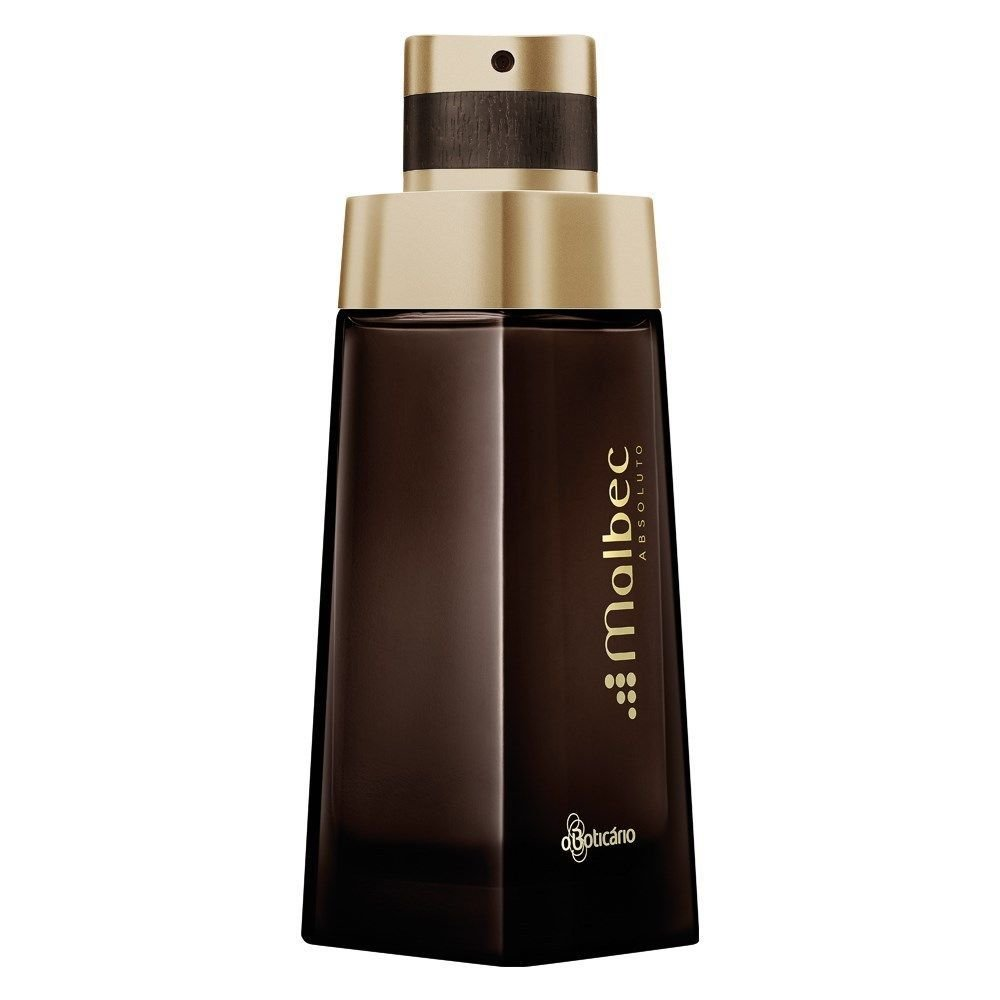 Linha Malbec Boticario - Colonia Absoluto 100Ml - (Boticario Malbec Collection - Absolute Eau De