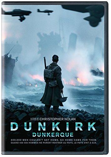Dunkirk (DVD + Digital) (Bilingual)