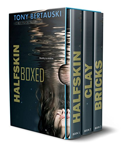 Halfskin Boxed: A Technothriller cover
