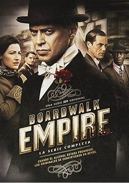Pack Boardwalk Empire Temporada 1-5 [DVD]: Amazon.es: Steve ...