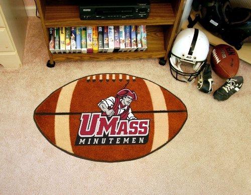 Fan Gear Fanmats UMass Football Chromojet Printed Rug 22''x35'' NCAA School -3690 by Fan Mat