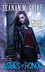 Ashes of Honor: Book Six of Toby Daye (October Daye 6)