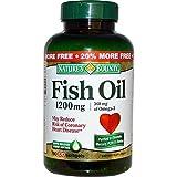 Cheap Nature's Bounty Fish Oil 1200mg, 120 Softgels