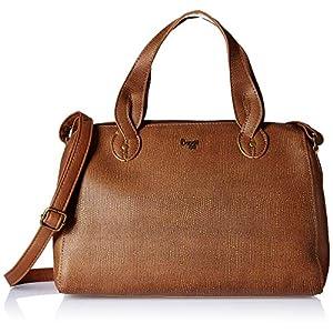 Baggit Women's Messenger Bag (Mustard)